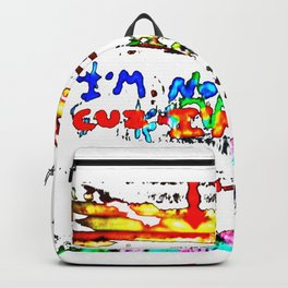 Not All Those Who Wander, Are Lost Backpack