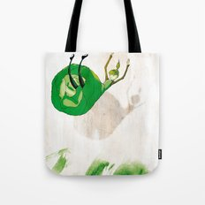 Lettuce Woman Tote Bag