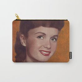 Debbie Reynolds, Hollywood Legend Carry-All Pouch