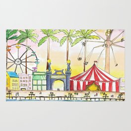 Coney Island Dreams Rug