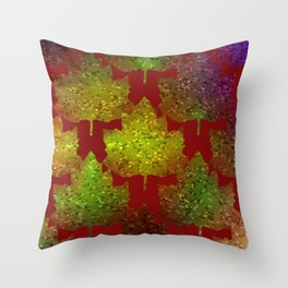 Nature's Complexion Throw Pillow