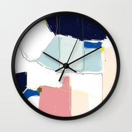 Cy I Wall Clock