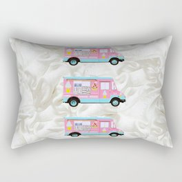 Ice Cream Seven Rectangular Pillow