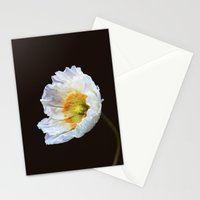 Papaver Nudicaule Stationery Cards