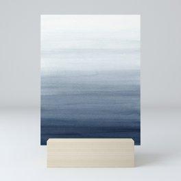 Ocean Watercolor Painting No.2 Mini Art Print