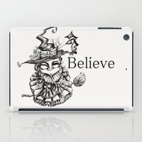 oz iPad Cases featuring Oz by artlandofme