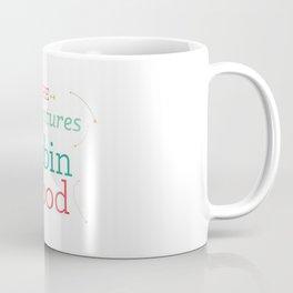 The Adventures of Robin Hood · Illustration Title Coffee Mug
