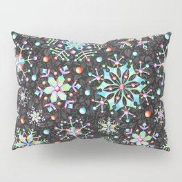 Snowflake Filigree Pillow Sham