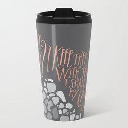 Rocks In My Path Travel Mug