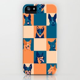 It's a Hard Enough Rough iPhone Case
