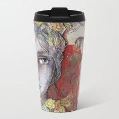 Nature Study by Jane Davenport Travel Mug