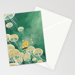 Best Day Ever (Spongebob Tribute) Stationery Cards