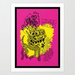 weirdblood (3) Art Print