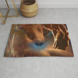 MadMan Butterfly Rug