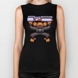 Baron the Boss Pixel Art Biker Tank