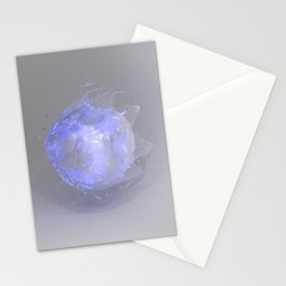 Loose Particles, 2017 Stationery Cards
