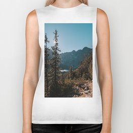 Hiking Day - Landscape and Nature Photography Biker Tank
