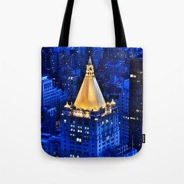 New York Life Building Tote Bag
