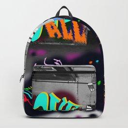 Grafiti Magic Backpack