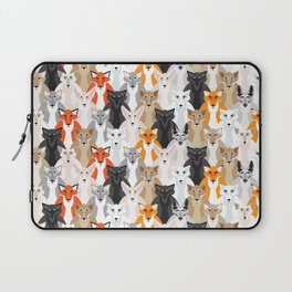 Friendly Foxes Laptop Sleeve