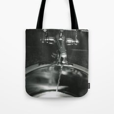 Funeral Sink Tote Bag