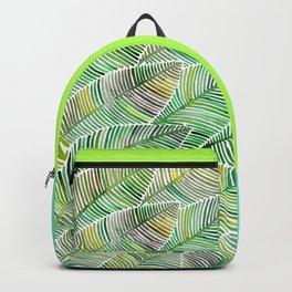 Tropical Green Backpack