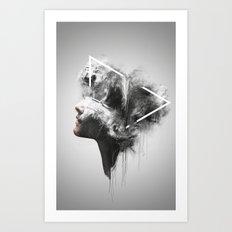 Nefretete Art Print