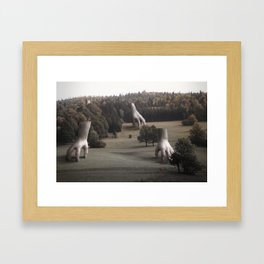 Awakening Framed Art Print