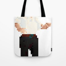 Bearded Chief Tote Bag