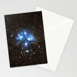 """Pleiades """"The Seven Sisters"""" (M45) Stationery Cards"""