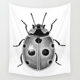 Beetle 03 Wall Tapestry