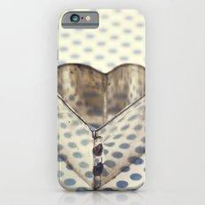 Bright Shining Heart iPhone 6s Slim Case