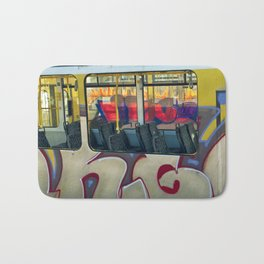 Departure with Ghosts Bath Mat