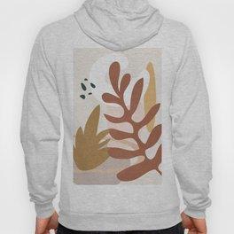 Abstract Plant Life II Hoody