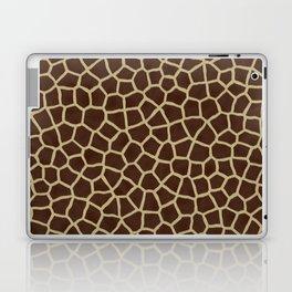 Giraffe Print Pattern Laptop & iPad Skin