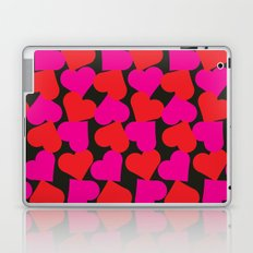 queen of hearts II Laptop & iPad Skin