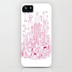 Kuala Lumpur (Red ver.) iPhone (5, 5s) Slim Case