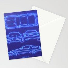 GR Supra Mk 3 Stationery Cards