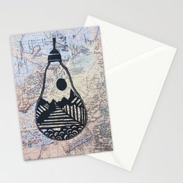 Bright Adventures Stationery Cards