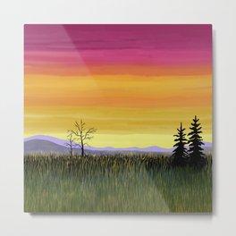 Landscape 472 Metal Print