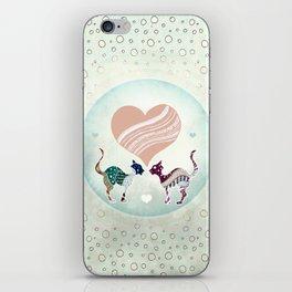 CatLove iPhone Skin