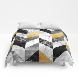 Marble Pattern Comforters