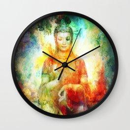 shanti 4 Wall Clock