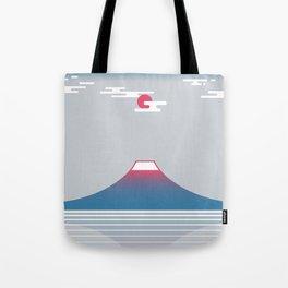snow mountain 02 Tote Bag