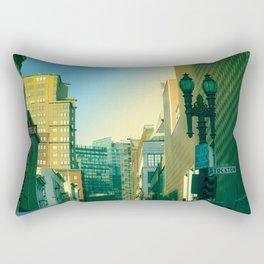 Geary St. SF Rectangular Pillow