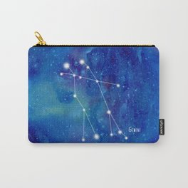 Constellation Gemini Carry-All Pouch
