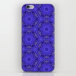 Purple Passion Pattern iPhone Skin