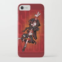 sith iPhone & iPod Cases featuring Sith Kabob  by Serkworks Pop