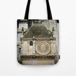 Cathédrale de Chartres Tote Bag