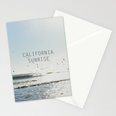 california birds v. 2 Stationery Cards